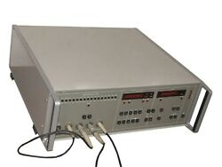 0.1-1000mhz -80db To +90db Fk2-29 Phase And Levels Ratio Meter An-g Agilent Hp