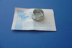 1965-1966 Chevy Caprice And Impala Ignition Switch Bezel Nut-trim Parts-5/8 Tall