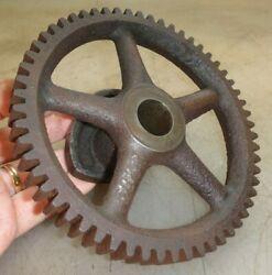 Cam Gear For Stover Y Or W Hit And Miss Old Gas Engine. Part No. E209
