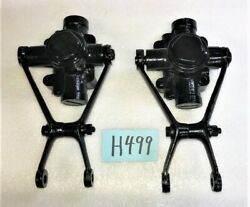Used Oem .. And03949 - And03955 Mgtd Mgtf Girling Rebuildable Front Shock Absorbers H499