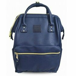 Anello Synthetic leather mini backpack AT B1212 NV NV $56.35