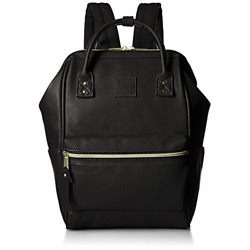 Anello Synthetic leather mini backpack AT B1212 BK BK $69.80