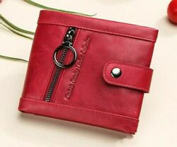 Anti-rfid Long Wallets For Ladies Card And Money Organizer Zipper Coin Purse New