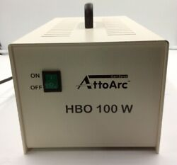 Carl Zeiss Atto Arc Hbo 100w Variable Intensity Lamp Control 911422-9901