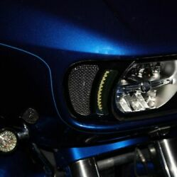 Custom Dynamics Led Vent Inserts For 2015-2020 Road Glide® Motorcycles
