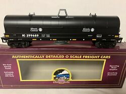 ✅mth Premier Illinois Central Coil Car 20-95162 For O Scale Train Set Steel Mill