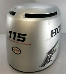 63100-zw5-030za Honda 1999-07 And Later Top Engine Cover Cowl 115 130 Hp 4 Stroke