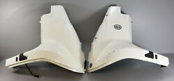 5005205 5005206 Evinrude 2005-12 Etec Lower Cowls And Foam 200 225 250 300 Hp