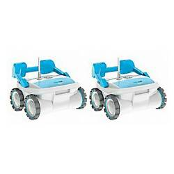 Aquabot Breeze 4wd In-ground Automatic Robotic Swimming Pool Cleaner 2 Pack