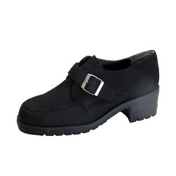 👟 Peerage Aspen Womenand039s Wide Width Leather Shoes With Adjustable Buckle 👟