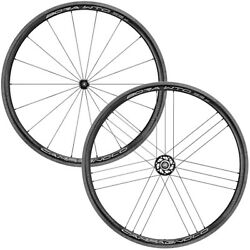 New Campagnolo Bora Wto 33 Carbon Road / 2-way Fit Wheelset / Shimano 11 Speed