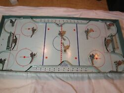 Vintage 1950's Nhl Pro Hockey Game By Eagle Toys