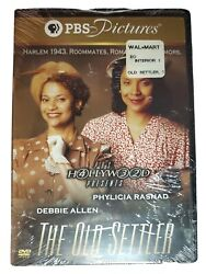 The Old Settler Pbs Dvd Phylicia Rashad Debbie Allen New Sealed Rare Htf