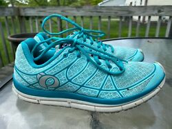 Pearl Izumi Em Road N2 Womenand039s Running Shoes Cycling Teal Size 7.5