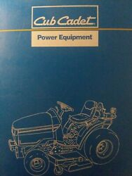 Cub Cadet Compact Tractor Front End Loader 485 475 416 417 And Fork Parts Manual