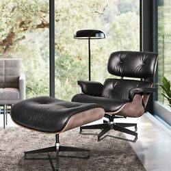 Mid Century Modern Lounge Chair With Ottomanmid Century Lounge Chair - High