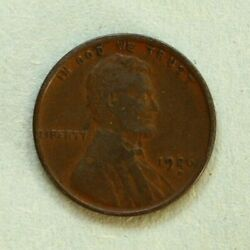1926 D Lincoln Cent United States U077