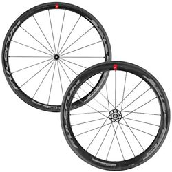 New Fulcrum Speed 40c Front And Speed 55c Rear Road / Clincher Wheelset / S11