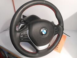 Bmw X5 -xdrive Steering Wheel 2 Column Assembly Microphonecruise Control Te0300