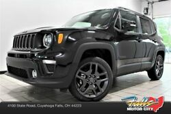 2020 Jeep Renegade High Altitude 4x4 High Altitude 4x4 New 4 dr SUV Automatic 1.3L 4 Cyl Black Clearcoat