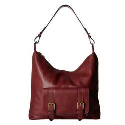 New Fossil Women#x27;s Cleo Leather Hobo Bags Variety Colors $134.99