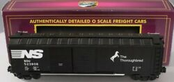 ✅mth Premier Norfolk Southern 50' Double Door Box Car 20-93123 O Scale Train Ns