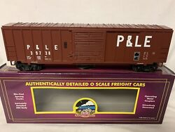 ✅mth Premier Pittsburgh And Lake Erie 50' Box Car 20-93330 O Scale Train Pandle