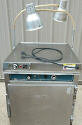 Alto-shaam 750-th-ii Warming Cabinet Halo Heat Slow Cook And Hold W/ Heat Lamps
