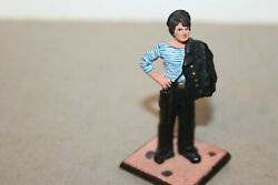 Toy Lead Russian Sailor Painted Figure 54mm Or 132 Scale