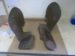 John Deere 40s Left And Right Fenders Am1971t Am3277t