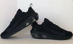 Nike Air Max Fly Triple Black Running Shoes AT2506001 Men's Size 9 Retail $100