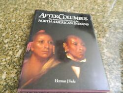 After Columbus..north American Indians Native American Rock Art And Everyday Life