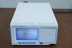 Shimadzu Scl-10a System Controller Hplc Component Detector