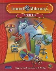 Connected Mathematics Grade 6 Student Edition Single Bind By Prentice Hall