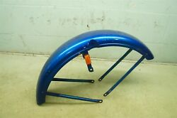 Stock Paint Ironhead Sportster Xlch Xlh 900 Xlch900 Front Fender Harley 2211