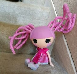 Collectible Authentic Mga Lalaloopsy Silly Hair Doll Jewel Sparkles Rare