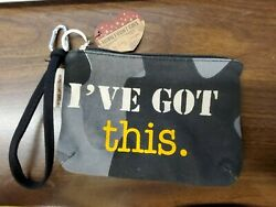Homefront Girl Clutch. Military Themed. Clutch. $8.50