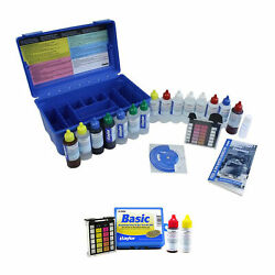 Taylor 2000 Service Complete And Basic Residential Ot Swimming Pool Test Kits