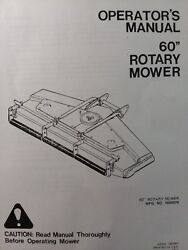 Simplicity Powand039r Max 4041 9020 Tractor Mid 60 1690074 Mower Deck Owners Manual