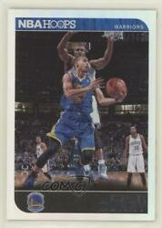 2014-15 NBA Hoops Silver 399 Stephen Curry #9