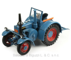 Lanz Bulldog D8506 Blue 1937 W/ Window No Roof Vintage Tractor Trattore 18