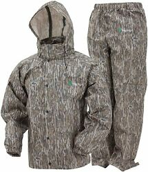 Frogg Toggs Menand039s Classic All-sport Waterproof Breathable Rain Suit