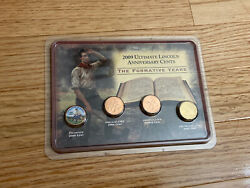 2009 Ultimate Lincoln Anniversary Cents
