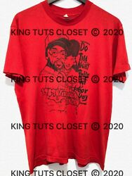Spike Lee 1989 Do The Right Thing Bootleg Vintage T-shirt By Shirt King Phade