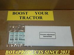 Kubota Hydraulic Pressure Boost And Adjustment Shims For All Bxbl Tractors