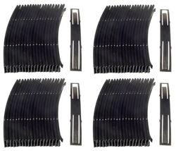 Pack Of 80 Brand New 7.62x39 10rd Steel Stripper Clips Ammo Speed Loading Tools