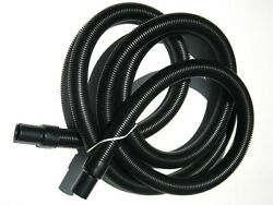 Carpet Cleaning 15ft Extractor Vacuum Hose 1.5 Blk