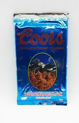 Coors Adult Collectors Premium Trading Cards Pack