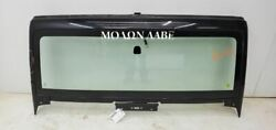 2007-2013 Jeep Wrangler Windshield With Glass And Frame Oem Black