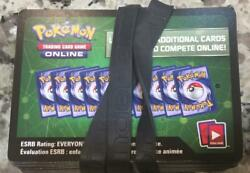 97 Pokemon Trading Card Online Codes, Various Sets And Packs, Not Yet Used